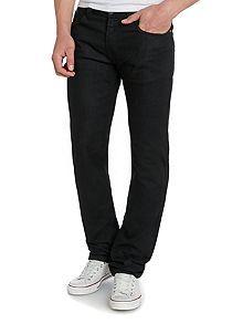 Medium Wash Mid Rise Jeans