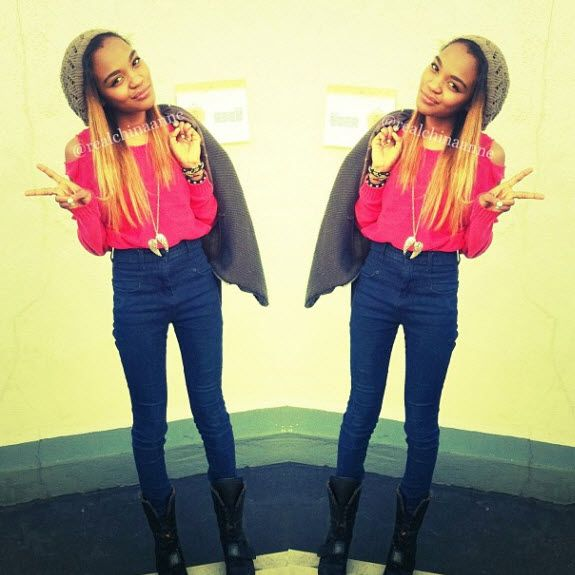 China Anne McClain Double The Cuteness January 16, 2013
