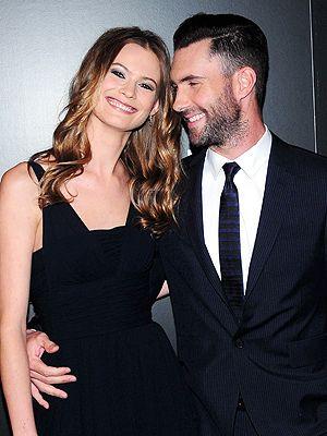 Adam Levine Married: Maroon 5 Rocker Weds Behati Prinsloo in Mexico
