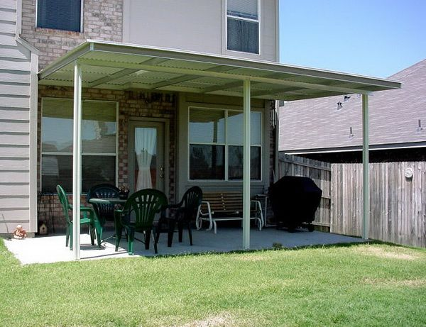 Patio Rooftop Terrace Inexpensive Ideas | Bill House Plans ... on Patio Cover Ideas Cheap id=96350