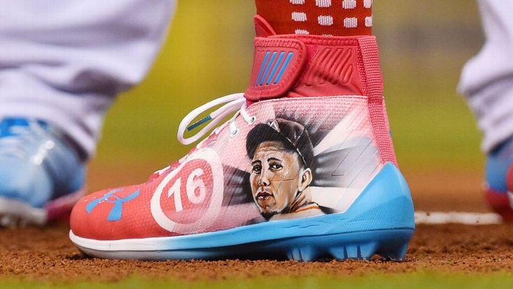 Carlos Martinez, Bryce Harper remember late Jose Fernandez at All-Star Game
