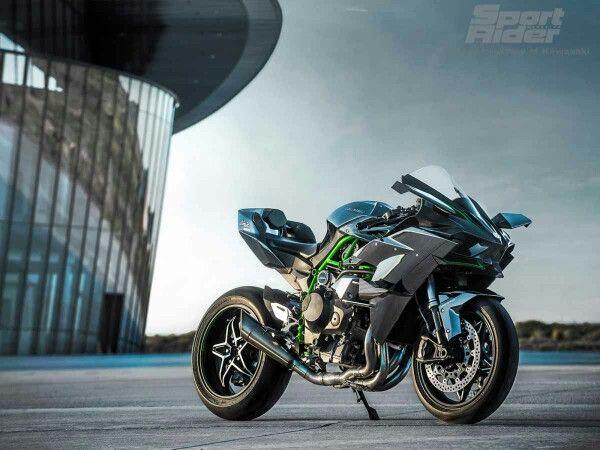Ninja Kawasaki H2-R