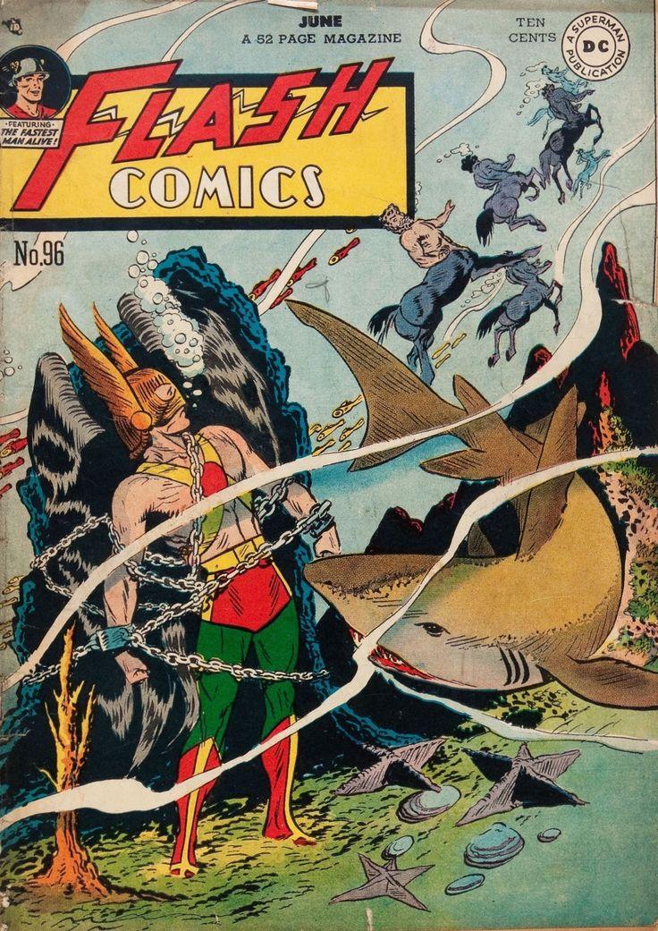 Comic Book Cover Art : Flash comics vol cover art joe kubert the