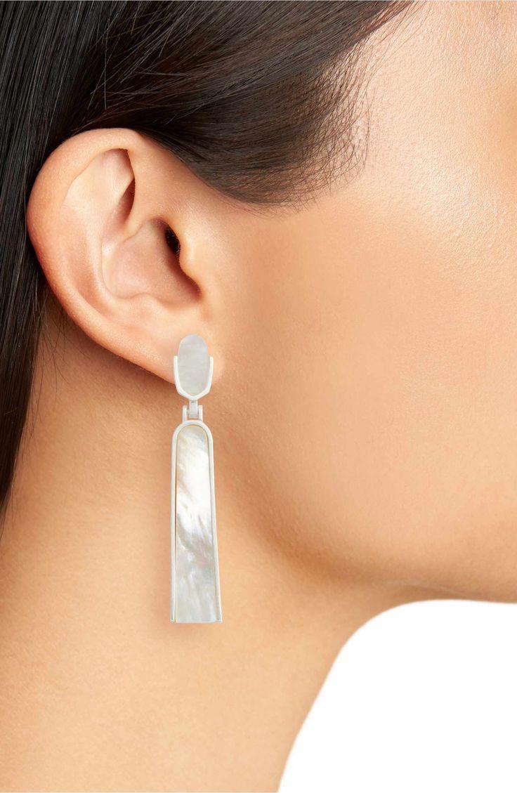 Main Image - Kendra Scott Carson Drop Earrings