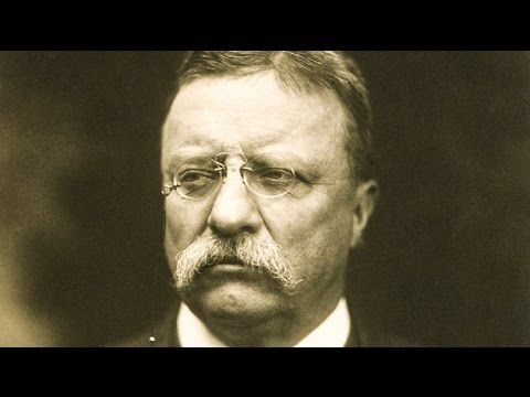 Theodore Roosevelt: Biography, Foreign Policy, Rough Riders, History (1993) -