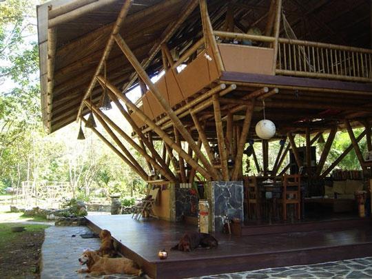 Bamboo House Costa Rica | Arq. Mariela Garcia