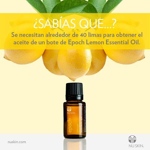 Epoch Limón—Difunde en el ambiente para realzar la sensación de frescura y para mejorar tu estado de ánimo.