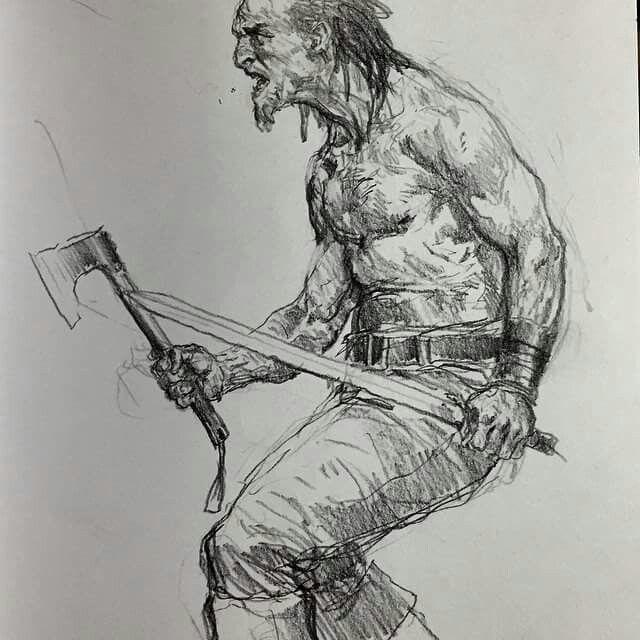 Art of Karl Kopinski