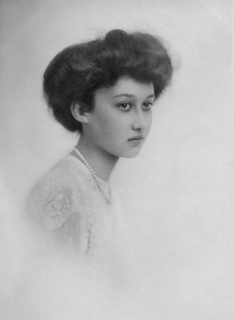 Princess Hilda of Luxembourg (1897 - 1979), ca. 1918.  Source:  Alexander palace forums: European Royalty, Princesses Hilda, Grand Dukes, Third Daughters, Families History, Castles, Luxembourg 1897 1979, Luxembourg Princesses, Dukes Guillaume