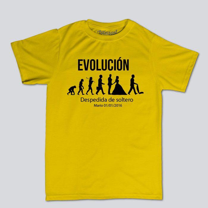 Playera | Evolución