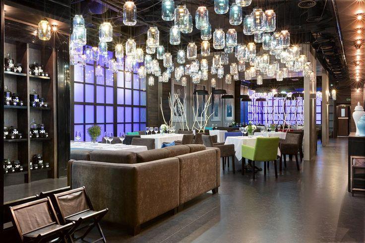 Ink Restaurant Interior Design & Architecture