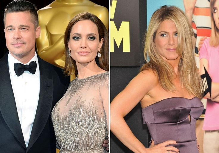 Brad Pitt And Jennifer Aniston Want To Make Movies Together, What About Angelina Jolie? #AngelinaJolie, #BradPitt, #JenniferAniston celebrityinsider.org #Hollywood #celebrityinsider #celebrities #celebrity #rumors #gossip