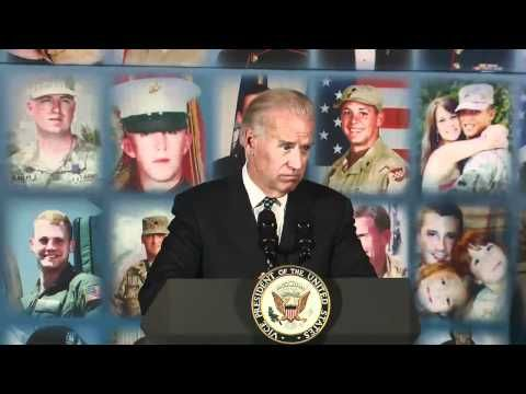 Vice President Biden Discusses Grief & Loss.