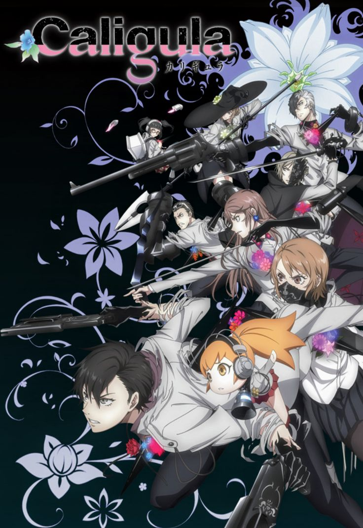 Caligula (2018) Animes completos, Anime, Temporadas