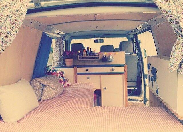 Die 25+ Besten Ideen Zu Bauwagen Ausbauen Auf Pinterest | Suche ... Coole Ideen Innenausbau