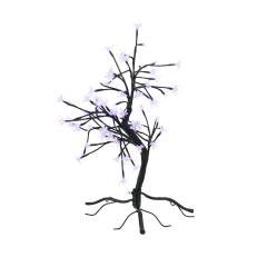 "Home:Light-23"" LED Lighted Japanese Sakura Blossom Flower Tree - Multi-Color Changing Lights"