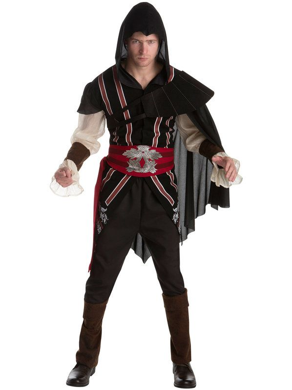 31 best assassins creed costume ideas images on pinterest costume assassins creed ezio classic mens costume cosplay costumesadult costumeshalloween costumesassassins creedeziocostume ideaslicenceninja solutioingenieria Images