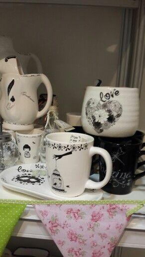 #porcelana #inblack