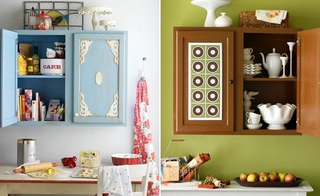 See These Creative And Cheap DIY Kitchen Cabinet Ideas!1