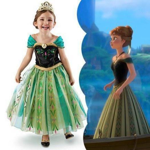 Сказочные свадебные платья в стиле принцесс Disney