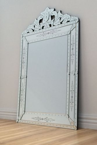 Massive wall/floor mirror to put in walk-in-robe