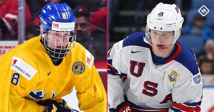 News Videos & more -  World Junior Championship 2018: Live score, updates from USA vs. Sweden semifinals | NHL #Music #Videos #News