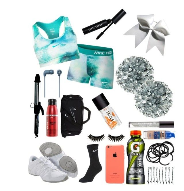 """Cheer Practice♥"" by its-just-mattie ❤ liked on Polyvore"