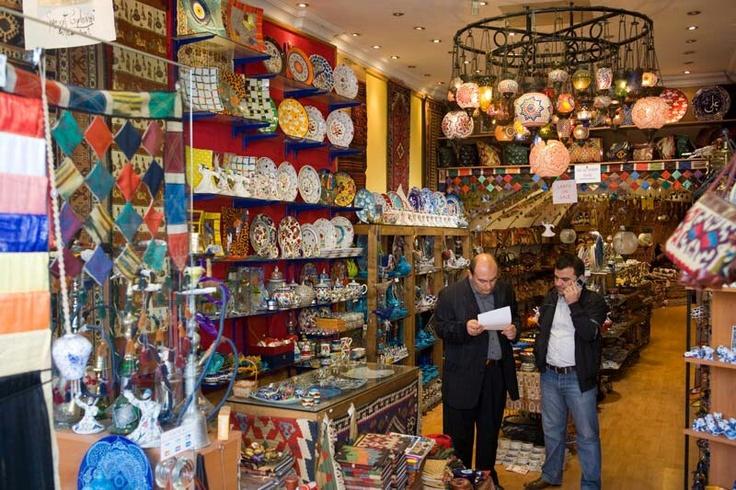 A shop