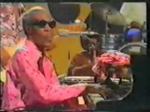 New Orleans legend Professor Longhair taught himself how to play on a broken, discarded piano that was missing keys in a back alley.  Amazing talent.