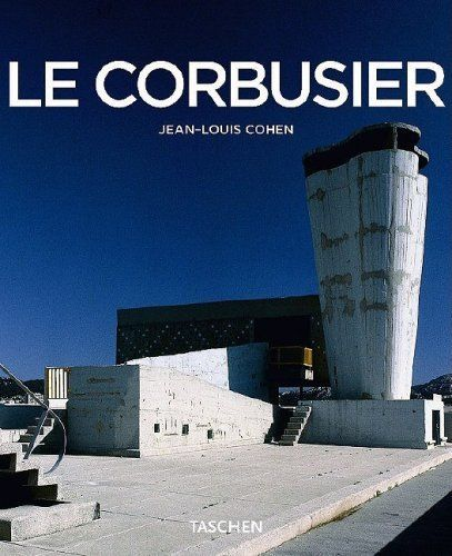 Le Corbusier, 1887-1965: The Lyricism of Architecture in the Machine Age (Taschen Basic Architecture) by Jean-Louis Cohen. $9.99. Publication: January 15, 2005. Series - Taschen Basic Architecture. Author: Jean-Louis Cohen. Publisher: Taschen (January 15, 2005)
