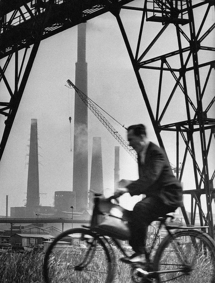 Hannes Kilian, Feierabend, Duisburg, 1963