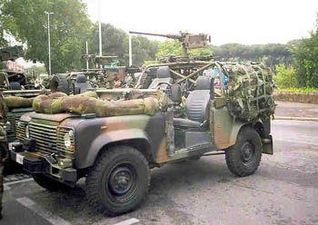 veicolo x FS  VAV ( veicolo d'attacco veloce )