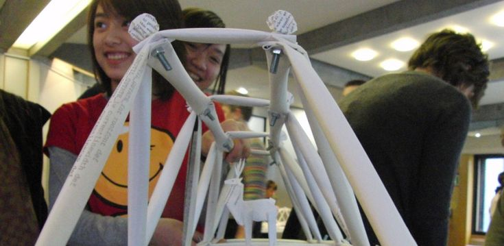 Outreach activities inspiring young engineers at the University of Cambridge Engineering Faculty!