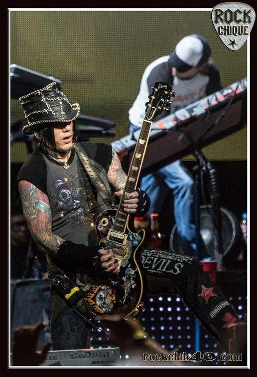 Guns N' Roses - Dj Ashba & Chris Pitman