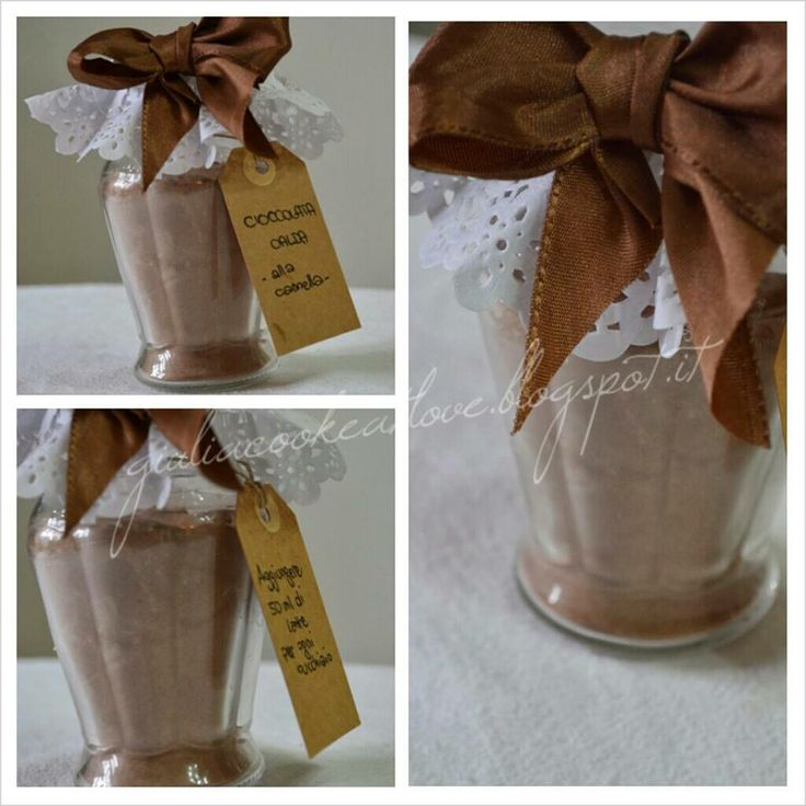 Homemade Hot Chocolate Mix with cinnamon. A delicious Christmas present Preparato fatto in casa per cioccolata calda alla cannella. Un regalino di Natale super goloso!! http://www.cookaround.com/yabbse1/showthread.php?t=273055&highlight= http://giuliacookeatlove.blogspot.it/2013/11/preparato-per-cioccolata-calda.html