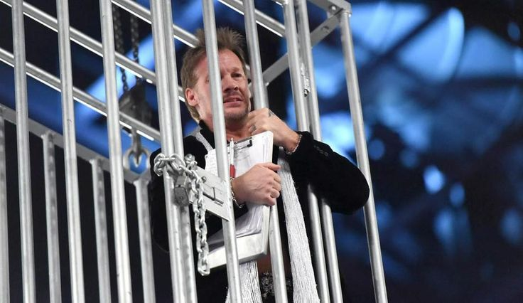WWE News: Chris Jericho And Kevin Owens Get Locked In The Shark Cage After 'WWE Raw' [Video]