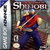 The Revenge of Shinobi gba cheats