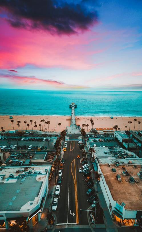 Cosa Ne Sai Tu Mare Spiaggia Sabbia Onde Nel 2019 Sfondi Per