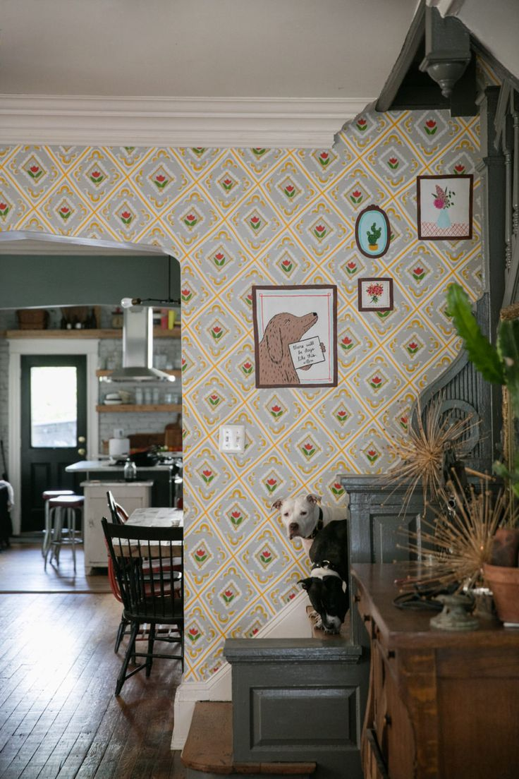 In Philadelphia, a Victorian Home With An Urban Farm | Design*Sponge