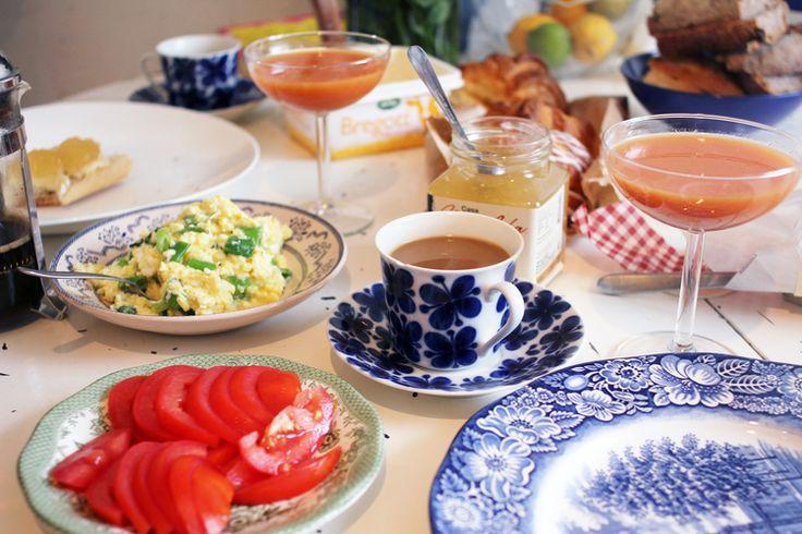 döröver denna frukost