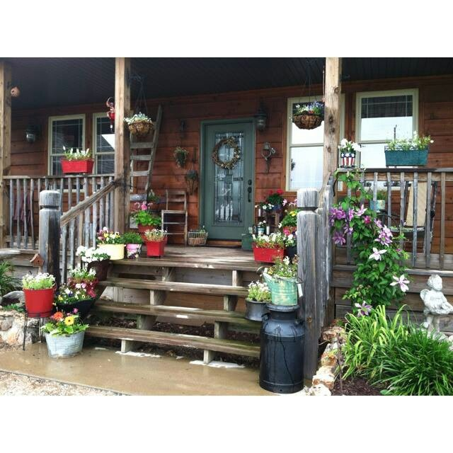 Country Front Porch Ideas: 22 Best Deep Front Porches Images On Pinterest