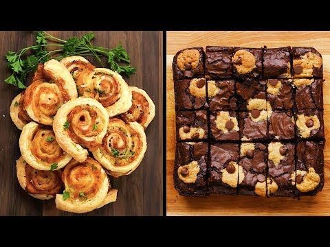 (14) Party Food Ideas | Top 10 Amazing Party Recipes | Quick and Easy Recipes by So Yummy - YouTube