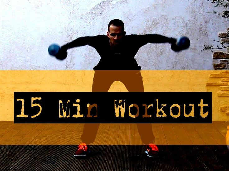 15-Min Workout: Tag 6 - Kurzhantel - Workout - Ganzkörper Training - Abn...