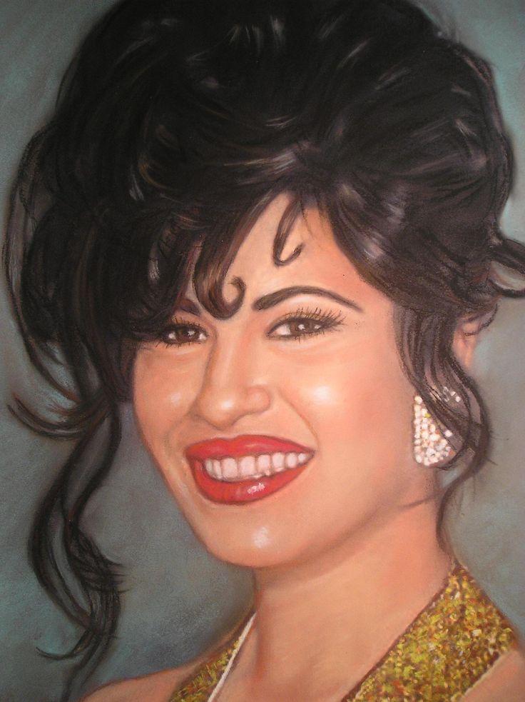 selena quintanilla | Selena Quintanilla-Pérez Selena Portraits
