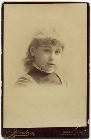 Jessie Lincoln--Abraham Lincoln'granddaughter