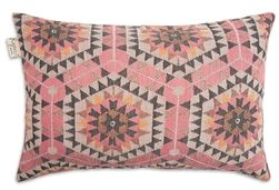 The stunning House of Rym Heavenly Honeycomb Rose Cushion Covers at Northlight Homestore