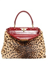 Love leopard and red seperate. Amazing together!