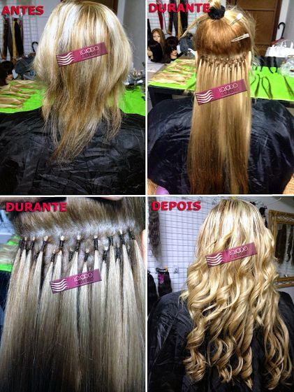Mais uma cliente encantada com a nossa Qualidade :) Cabelo Indiano Natural Colorido - 200 gramas - Aplicação com Nó Italiano - Fornecedor: Loja do Cabelo - Extensões de Cabelo Natural   #hair   #hairextensions   #cabelo   #extensionscheveux   #cheveux   #extensõesdecabelo   #extensões   #lojadocabelo