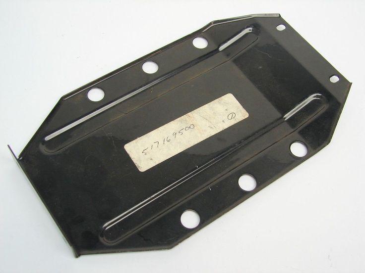 Vintage New NOS Skidoo 1987 Citation LS Rear Belt Cover Guard  517169500