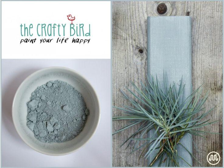 GREEK SHUTTERS - The Crafty Bird Milk Paint.